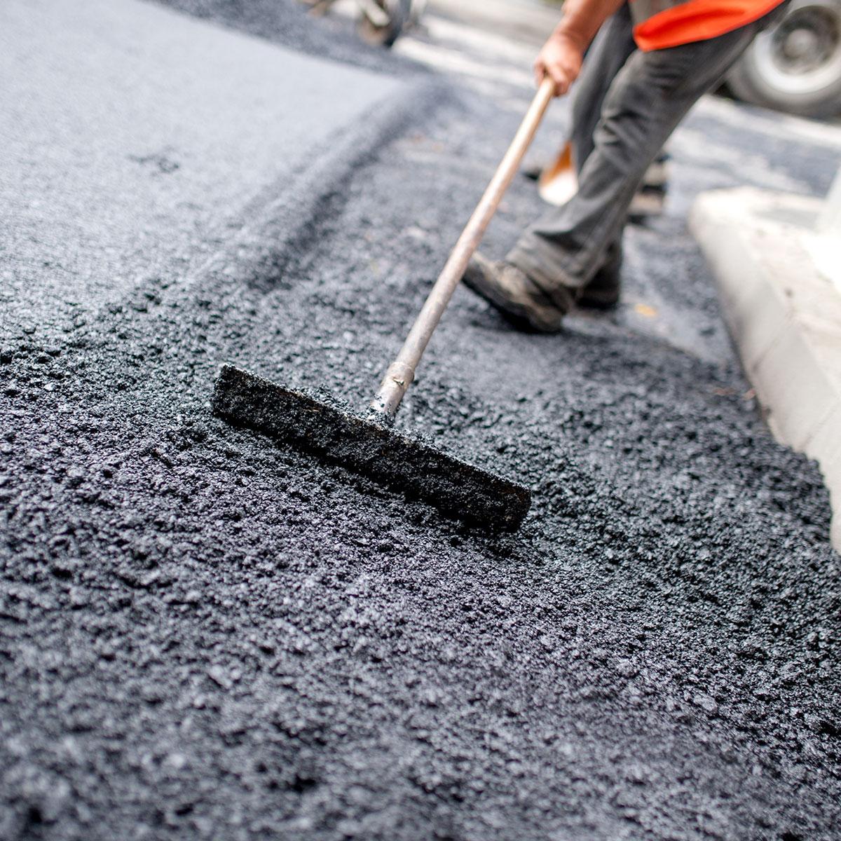asfaltlegging
